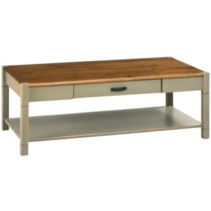 Large Coffee Table with Drawer