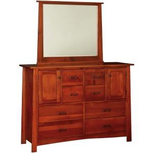 Craftsmen X-Large Dresser with Doors