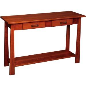 Craftsmen 2 Drawer Sofa Table