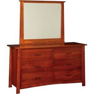 Craftsmen Dresser Mirror  (for #261 and #262)
