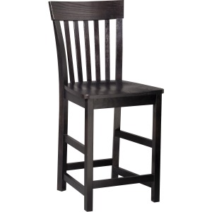 Contemporary Gathering Chair  - (24'' seat height)
