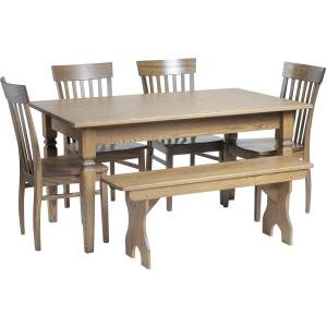 Shaker 5 Ft. Farm Table