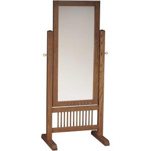 Mission Cheval Mirror (adj. height )