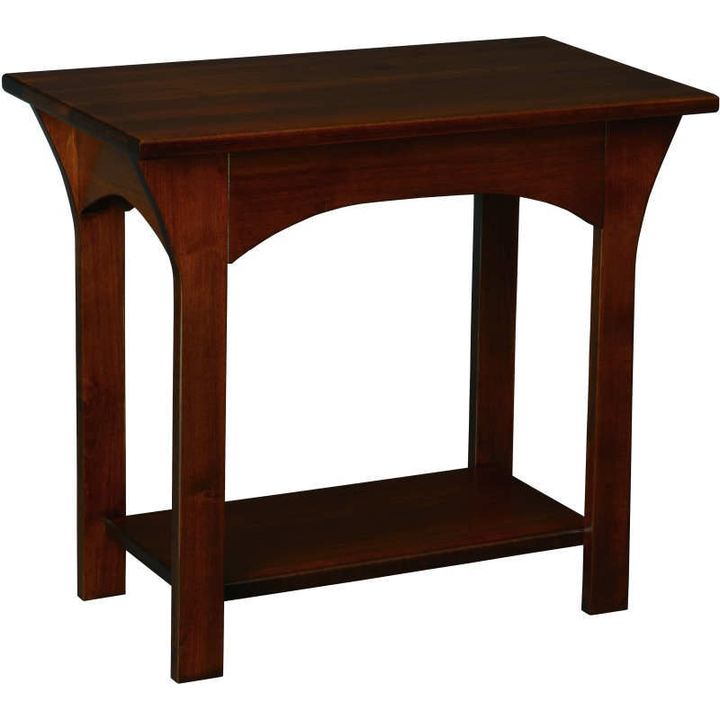 Monarch Chairside Table
