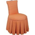 1267 Swivel Vanity Chair