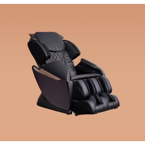 HoMedics HMC-500 Massage Chair -Black and Espresso