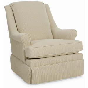 Holden Swivel Glider Chair