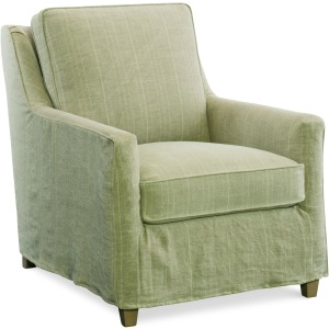 Jeremy Slipcover Chair