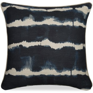 "20"" Throw Pillow - Boheme Indigo"