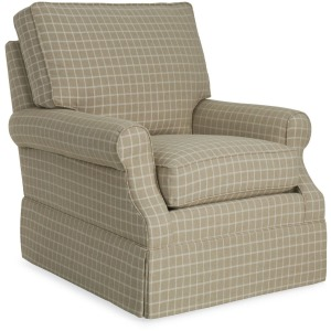 Haddonfield Swivel Glider