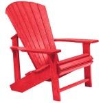 Classic Adirondak - Red