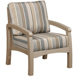 Bay Breeze Coastal Arm Chair