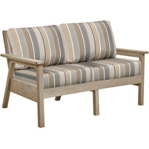 Tofino Deep Seating Loveseat