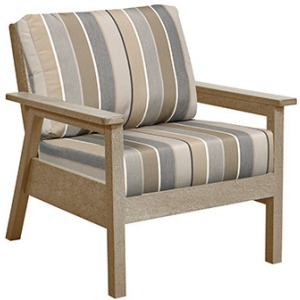 Tofino Deep Seating Arm Chair