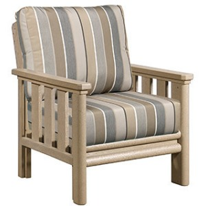 Stratford Deep Seating Arm Chair