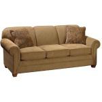Three Cushion Queen Sleeper Sofa ( Sleeper)