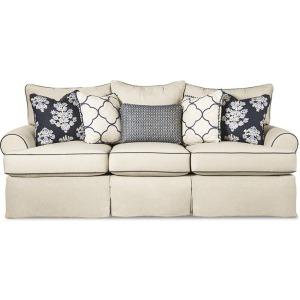 Paula Deen Three Cushion Sofa