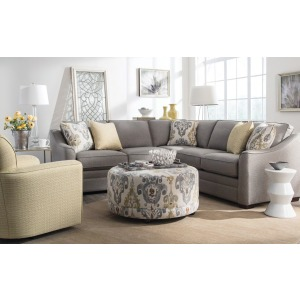 COZ C9432 2PC SECTIONAL