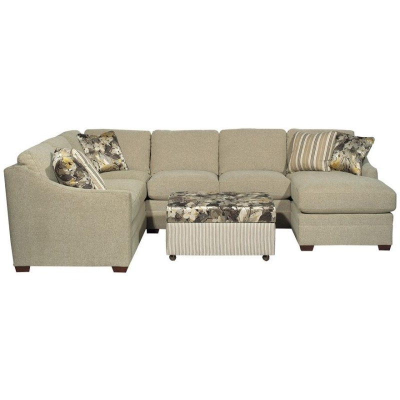 Craftmaster Sectional (F9332-Sect)