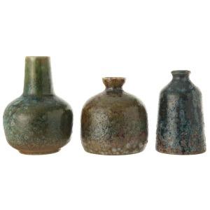 Stoneware Vases - Reactive Glaze