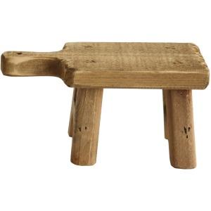 Fir Wood Pedestal