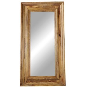 Mango Wood Framed Mirror