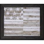 American Flag Framed Art