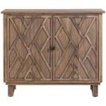 Hawthorne Estate Chippendale Fretwork Cabinet
