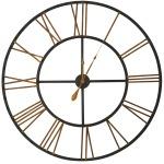 Golden Hours Clock