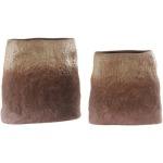 Pioneer Stone Vases