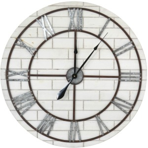 Relax Time Wall Clock
