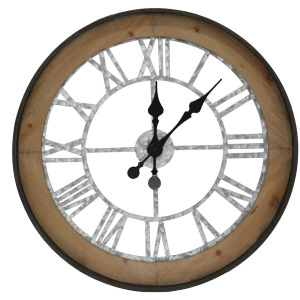 Farm Time Wall Clock