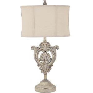 Floris Fleur de Lis Table Lamp