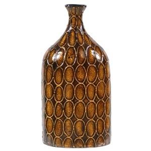 """8.1"""" X 5.1"""" X 16.5""""h Ceramic Vase"""