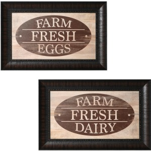 Farm Stor 1 & 2 Wall Art