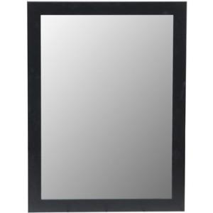Mirror Blk/satin Frame