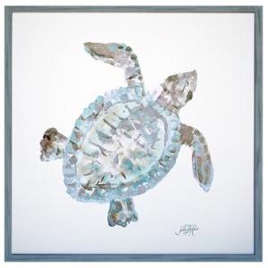 Turtle 1 Framed Art