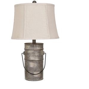 Farm Pail Table Lamp