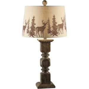 Hunt Table Lamp 29""