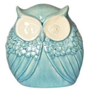 Vintage Owl Statue -  Large