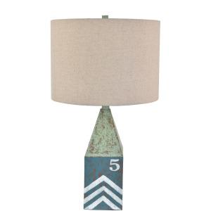 Coastal Float Table Lamp