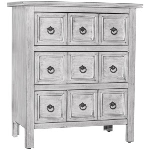 Hudson 3 Drawer Chest
