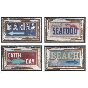 Shoreline Signs