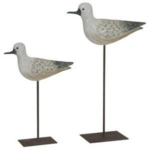 Coastal Bird Statues