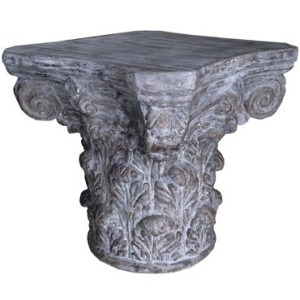 Apollos Greek Capital Accent Table