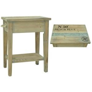 Grand Isle Chairside Table