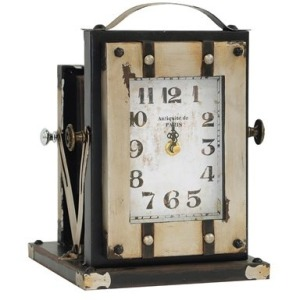 Time Flash Table Clock