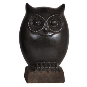 "Night Owl Statue 9"" - Small"