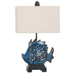Scales Table Lamp