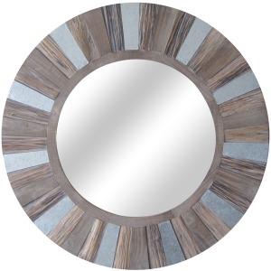 Toned Wall Mirror